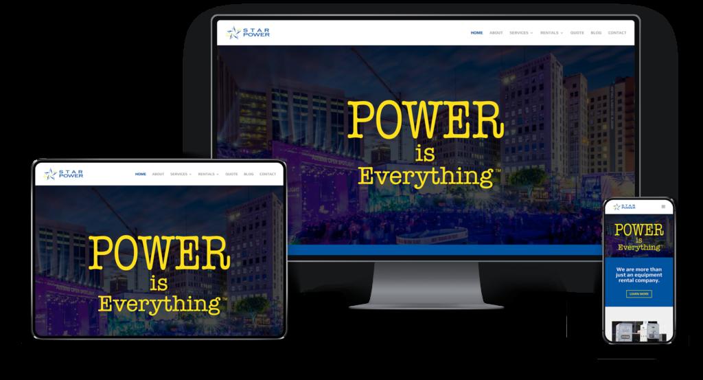 Adam Wright Design | Star Power Generators